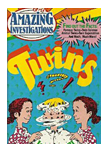 Jay Ingram Kids Books - Amazing Investigations: Twins